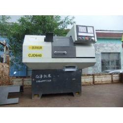 热卖自动送料全自动小型数控车床