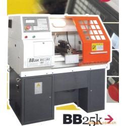 批发供应BB25K数控车床 贝可数控车床 小型机床