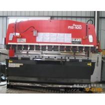 检修改造阿玛达RG100数控型下动式折弯机(NC9系统维修与改造)