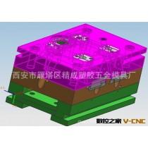 陕西模具厂供应锌合金压铸模具制造
