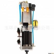 台湾协清气动增压缸 加工中心尚品气动打刀缸  主轴打刀缸
