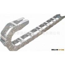 厂家直销钢制拖链 机床拖链 桥式 全封闭式拖链
