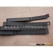 【实体认证厂家】精密订做型号齐全拖链 钢铝拖链 钢制拖链