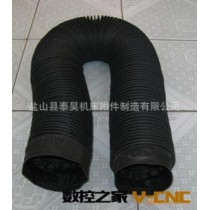 盔甲式风琴防护罩,沧州泰昊圆桶式风琴防护罩
