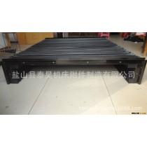 供应机床柔性风琴防护罩、可伸缩防护罩
