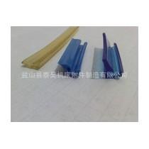 钢板护罩用 盖板胶条 台湾盖板胶条替换品 刮削条 刮油条 耐磨