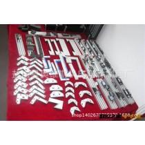 机床导轨刮屑板  铝合金刮屑板 耐油耐磨耐冷却液  机床刮屑板