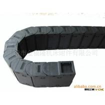 【厂家直销】拖链35*50两侧可开式 增强型塑料工程拖链