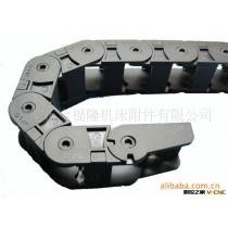 【厂家直销】JFLO环保型电缆拖链18*25外侧可开型