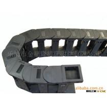 【厂家直销】尼龙拖链-塑料拖链-35*100桥式拖链两侧可打开型
