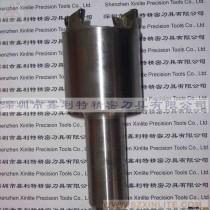 厂家直供聚晶金刚石PCD 筒铣刀,筒孔精铣刀, 圆柱铣刀