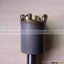 厂家直供聚晶金刚石PCD 筒铣刀,掏料刀,内孔刀
