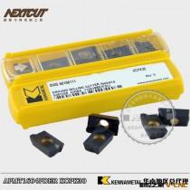 批发美国肯纳铣刀片 APPT1604PDSRGD KCPK30模具刀片R0.8刀粒