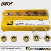 肯纳铣刀片/模具刀片/进口刀粒/RPMT1204MO KC725M刀粒/R6圆刀片