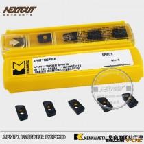 批发美国肯纳铣刀片 APMT1135PDER KCPK30模具刀片R0.8刀片/刀粒