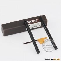 供应耐斯卡特数控刀具 直角台肩面铣刀杆 BAP300R-10/16/20/25mm