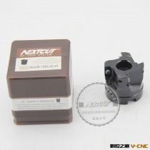 厂家直销耐斯卡特品牌刀具 AHUB90度直角铣刀盘AHUB-1050-22刀具