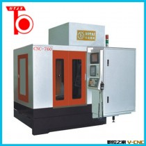 厂家直销台湾高精度数控高速雕铣机BT-CNC-760E