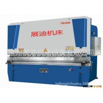 【厂家供货】供应WC67Y-100T-2500MM液压板料折弯机