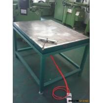 厂家直销丝印铝框设备(铝框氩氟焊工作台)