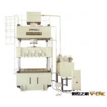 扬力集团YL27四柱式单动薄板拉伸(冲压)液压机