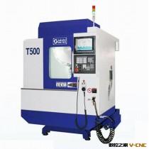 厂家热销 T500B台湾立式CNC数控钻攻中心 大型cnc加工中心