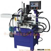 劳达机械厂直销 前送螺丝批机床LDY-20QS液压车床 液压机械