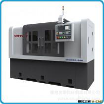 ZKG820-300数控刮端面打中心孔机床(钻刮一体)
