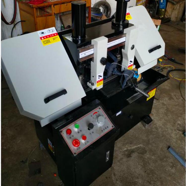 现货供应伟业型锯床 小型金属带锯床gb4220