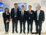 中国机床总公司夏闻迪董事长应邀出席第十七届中国国际机床展览会开幕式